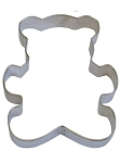 Teddy Bear Cookie Cutter 5