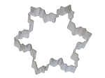 Snowflake Cookie Cutter 4