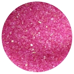 Raspberry Rose Sanding Sugar 5.2oz