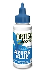 Azure Blue Artisan Accents Gel Color