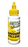 Sunshine Yellow Artisan Accents Gel Color