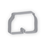Bathing Suit Shorts Cookie Cutter  3