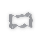 Candy Wrapper Cookie Cutter  3.25