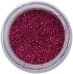 Hologram Burgundy Disco Shaker