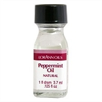 Peppermint Oil Flavor Dram