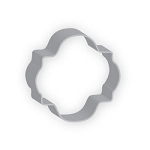 Plaque Photo Cookie Cutter  4