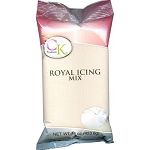 White Royal Icing Mix 16oz