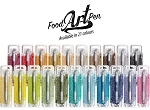 Rainbow Dust Food Art Double Sided Pen
