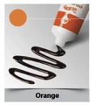 Rainbow Dust Pro Gel 25G : Orange