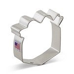 Gift Box Cookie Cutter 3