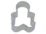 Gingerbread Man Cookie Cutter 3