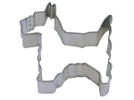 Scottie Cookie Cutter 2.5
