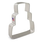 4 Inch Wedding Cake Cookie Cutter