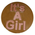 It's A Girl Cookie Mold