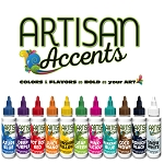 Artisan Accents Gel Colors