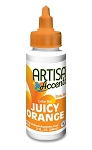 Juicy Orange Artisan Accents Gel Color