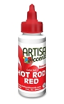 Hot Rod Red Artisan Accents Gel Color