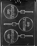 Twins Chocolate Mold