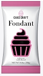 Voodoo Black Cake Craft Fondant 8.8oz