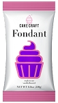 Deep Purple Cake Craft Fondant 8.8oz