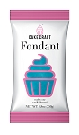 Electric Blue Cake Craft Fondant 8.8oz