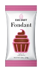 Java Brown Cake Craft Fondant 8.8oz