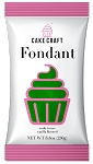 Leaf Green Cake Craft Fondant 8.8oz