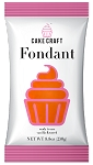 Sunset Orange Cake Craft Fondant 8.8oz