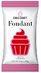 Ruby Red Cake Craft Fondant 8.8oz