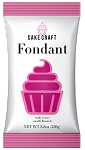 Rosy Pink Cake Craft Fondant 8.8oz