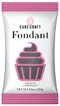 Stone Grey Cake Craft Fondant 8.8oz