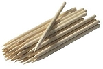 Wooden Candy Apple Sticks 50PK