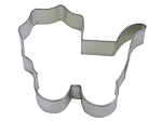 Carriage Cookie Cutter 4