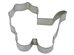 4 Inch Carriage Cookie Cutter