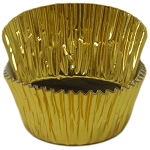 Gold Foil Standard Cupcake Liners (30 Pack)