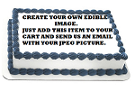 Create Your Own Edible Image *FREE SHIPPING*