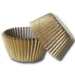 MINI Gold Standard Cupcake Liners 100 Count