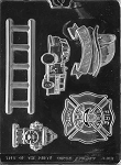 Fire Fighter Kit Mold