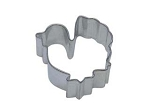 Mini Gobble Turkey Cookie Cutter 1 3/4