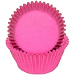 MINI Pink Cupcake Liners 100 Count