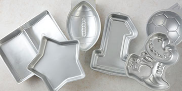 Wilton Novelty Shaped Pans