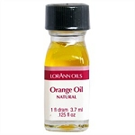 Orange Oil Flavor Dram