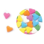 Pastel Hearts Assortment Quins 5.2oz