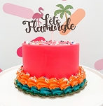 Let's Flamingle DIY Cake Kit