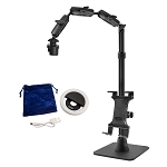 Arkon Mounts Remarkable Creators 3-in-1 Phone and Tablet Stand Bundle