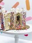 Sprinkle Explosion DIY Cake Kit