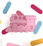 Train Breakable Silicone Mold