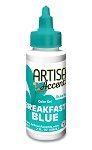 Breakfast Blue Artisan Accents Gel Color