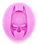 Batman Mask Silicone Mold