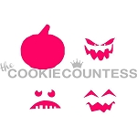 The Cookie Countess Cookie Stencil : Build A Pumpkin